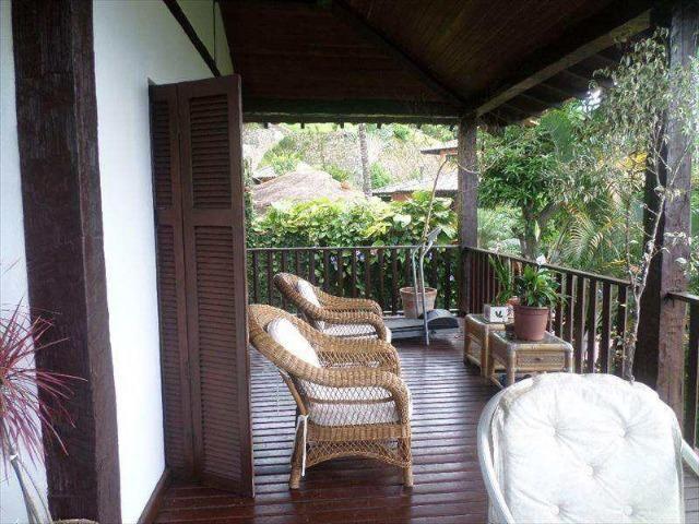 Casa em Ilhabela c/4 suites, elevador, vista espetacular, excelente localização - Foto 2