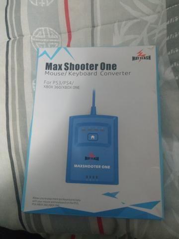 MaxShooter One , adaptador de mouse e teclado - Foto 4