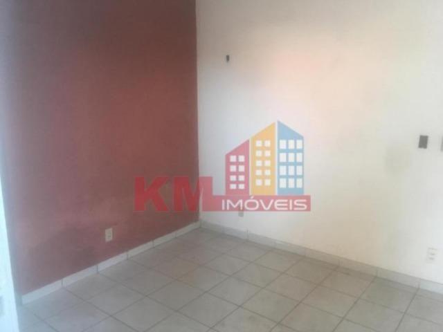 Vende-se ou aluga-se casa no Santa Delmira próx à delegacia - KM IMÓVEIS - Foto 7