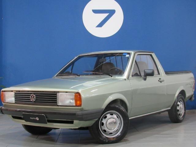 Volkswagen Saveiro LS 1.6 1985 Em Impecável estado!!
