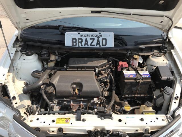 Etios sedan XLS 1.5 flex - Foto 9