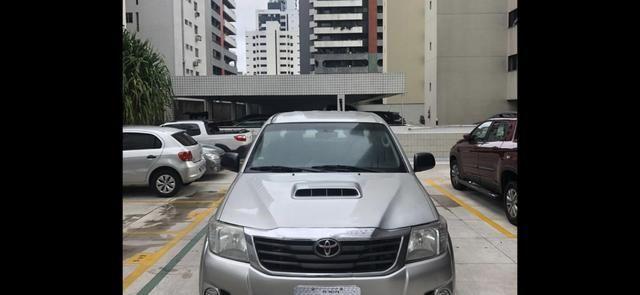 Toyota Hilux 3.0 4x4 Diesel CD 2015 / Ler Anúncio - Foto 13