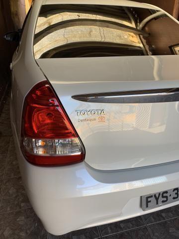 Etios Sedan 2018