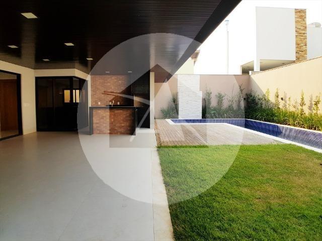 Sobrado novo e bem localizado no condomínio Florais dos Lagos - 2 demi suíte + 2 suítes - Foto 3