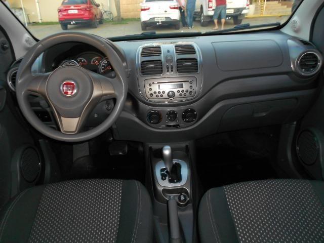 Fiat grand siena essence 1.6 flex 2012/2013 automatico completo novissimo - Foto 11