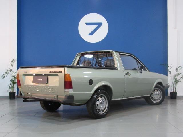Volkswagen Saveiro LS 1.6 1985 Em Impecável estado!! - Foto 13