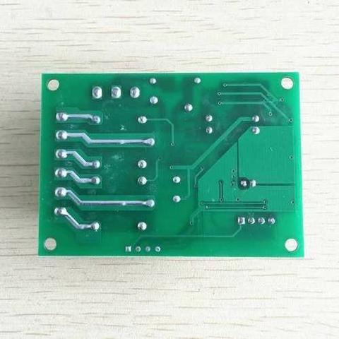Receptor Controle Remoto Interruptor Ac 250 V 110 V 220 V 2ch Relé - Foto 4
