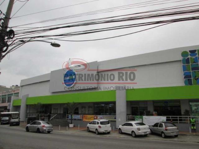 Apartamento no Centro de Vista Alegre, 2 Quartos + Dependência Completa - Foto 19