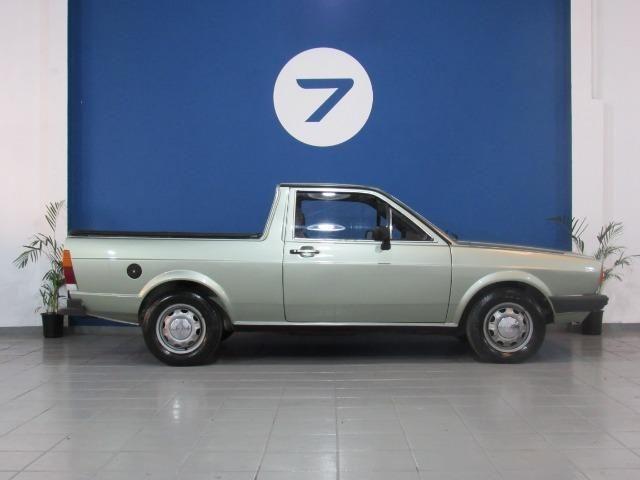 Volkswagen Saveiro LS 1.6 1985 Em Impecável estado!! - Foto 8