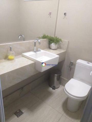 Apartamento com 4 dormitórios à venda, 261 m² por R$ 850.000,00 - Setor Oeste - Goiânia/GO - Foto 13