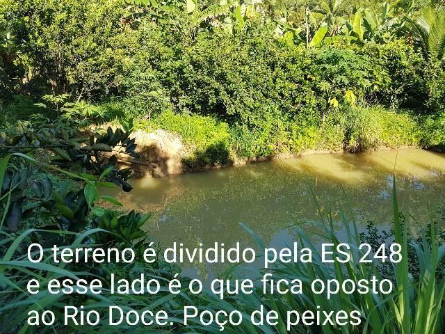 Sítio em Colatina na ES 248 na beira do Rio Doce - Foto 2