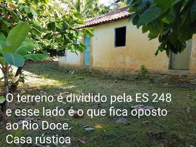 Sítio em Colatina na ES 248 na beira do Rio Doce - Foto 5