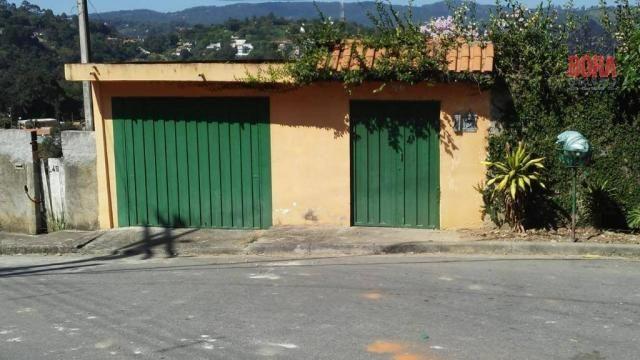 Casa para renda ou moradia à venda, 114 m² por R$ 145.000 - Jardim Santana - Mairiporã/SP - Foto 2
