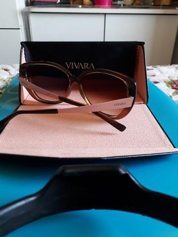 bc6b1ea729b Óculos de sol da Vivara original. R  200