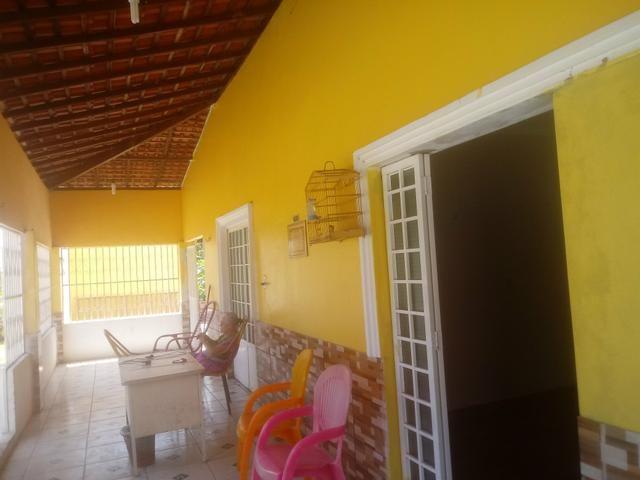 Vende-se essa casa em Monsenhor Gil