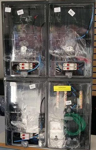 9a3163b5aee Caixa De Luz Padrão Enel (eletropaulo) Para 3 Medidores - Materiais ...