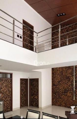 Sobrado à venda, 550 m² por R$ 5.898.000,00 - Alphaville Goiás - Goiânia/GO - Foto 3