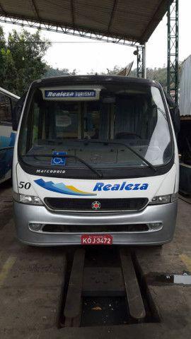 Micro ônibus Marcopolo 1999