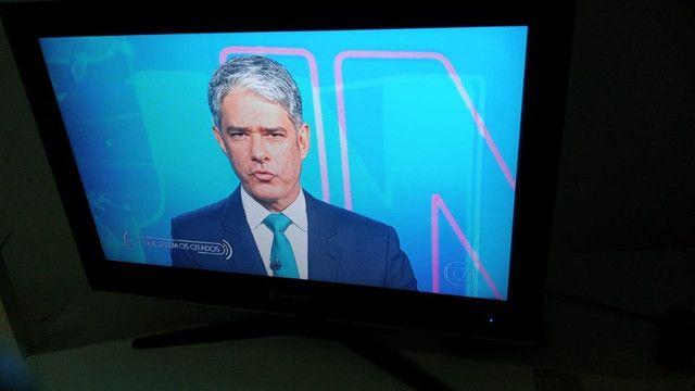 Tv Buster 32 Pol LCD , Imagem perfeita 100%