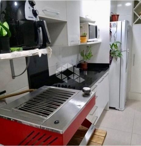 Apartamento à venda com 2 dormitórios em São sebastião, Porto alegre cod:9916763 - Foto 16
