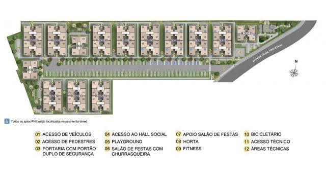 Apartamento para Venda em Rio de Janeiro, Braz de Pina, 2 dormitórios, 1 banheiro, 1 vaga - Foto 8