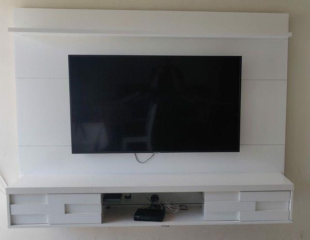 Vendo Painel de TV branco (até 55')