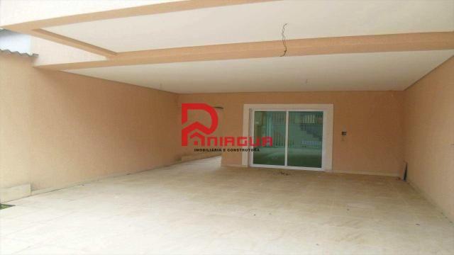 Casa à venda com 4 dormitórios em Canto do forte, Praia grande cod:1089 - Foto 2