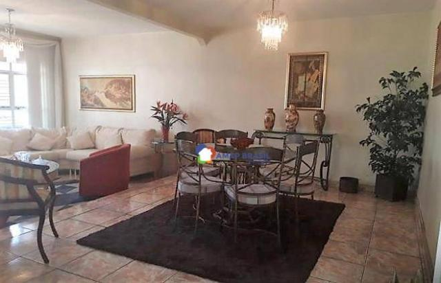 Ótimo Sobrado com 4 dormitórios à venda, 395 m² por R$ 860.000 - Jardim América - Goiânia/ - Foto 7