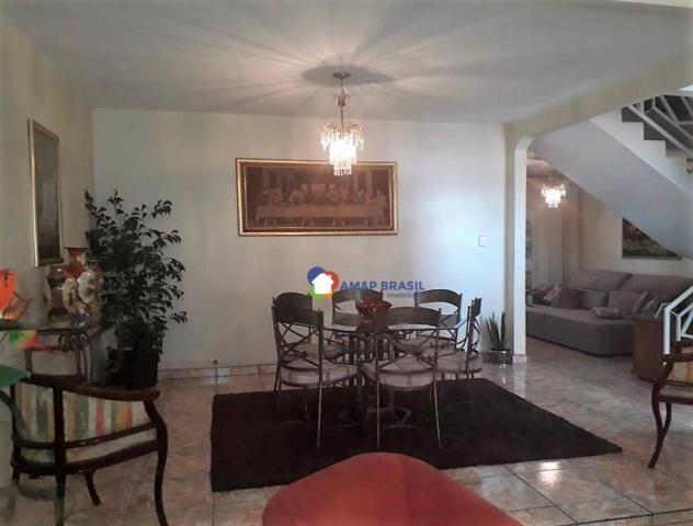 Ótimo Sobrado com 4 dormitórios à venda, 395 m² por R$ 860.000 - Jardim América - Goiânia/ - Foto 5