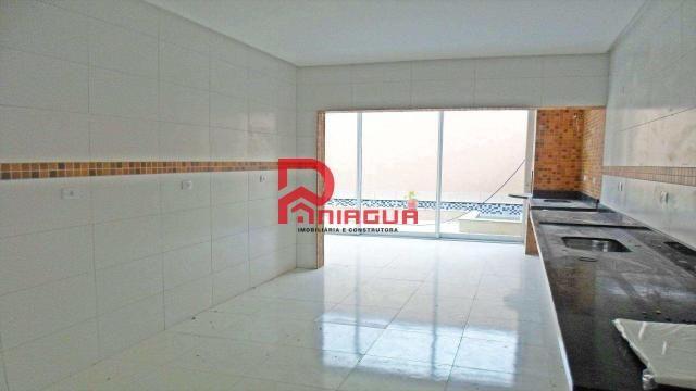 Casa à venda com 4 dormitórios em Canto do forte, Praia grande cod:1089 - Foto 13
