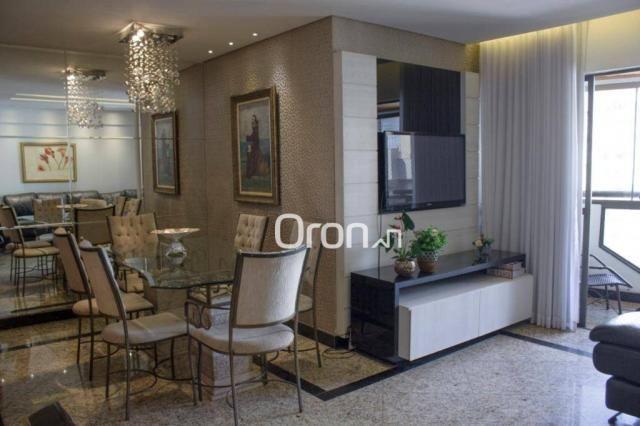 Apartamento à venda, 102 m² por R$ 445.000,00 - Setor Bueno - Goiânia/GO