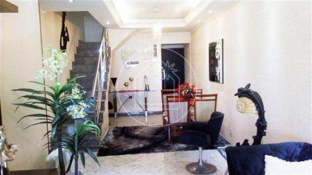 Cobertura à venda com 3 dormitórios em Vila da penha, Rio de janeiro cod:717