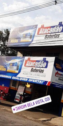 ATACADÃO BATERIAS AUTOMOTIVAS, MELHOR PREÇO.   - Foto 6