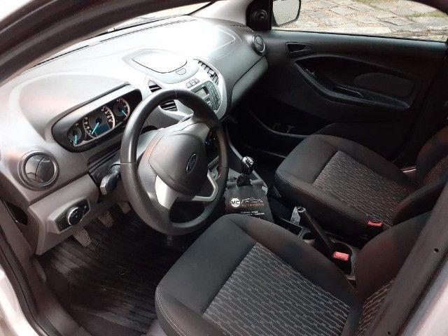 Ford Ka 1.0 se plus - 2017 - gnv injetável - Foto 6