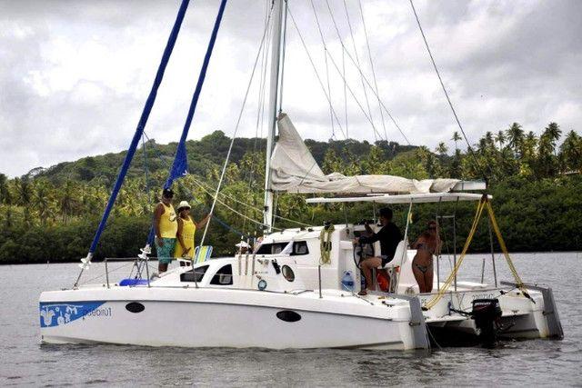 Veleiro Catamarã Frevo 26 - Foto 10