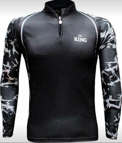 Camisetas King pesca - Foto 5