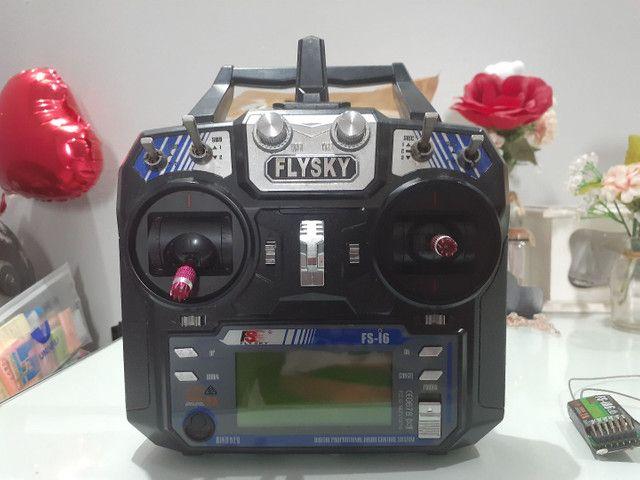 Rádio FlySky i6 - Foto 2