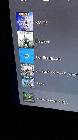 Xbox one perfeito estado - Foto 4