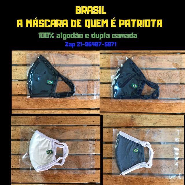Kit 3 Máscara de proteção (recomenda pela oms )