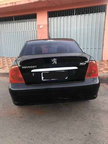 Vendo ou troco: Peugeot 307 Sedan 1.6 Presence Pack Flex 4p - Foto 4