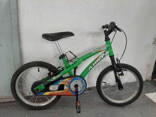 Bicicleta Aro 16. Passo cartão - Foto 3