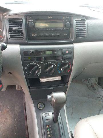 Vende-se Corolla XEI automático 2007 - Foto 6