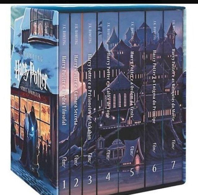 Box Harry Potter  - Foto 2