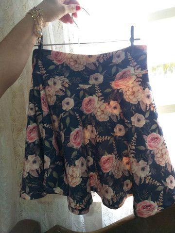 Vestido Saia Rodado - Foto 2