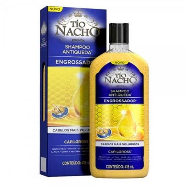 Shampoo tio nacho engrossado leia a descrição pfvr.