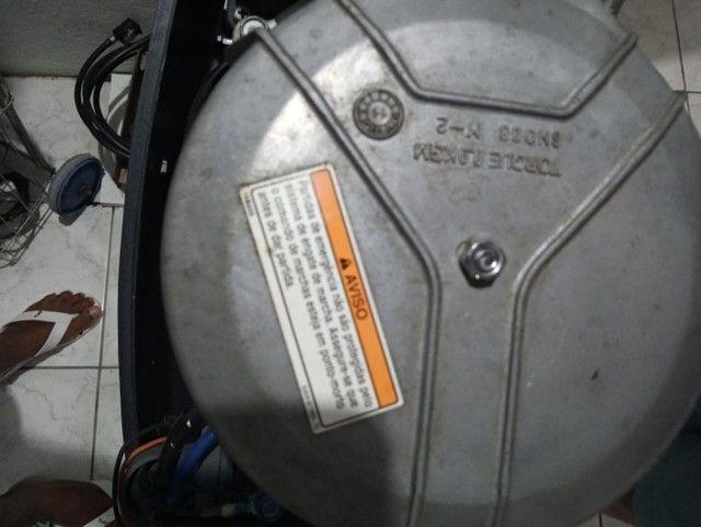 Vendo Motor de polpa Yamaha. Fabricado em Outubro de 2012 - Foto 4