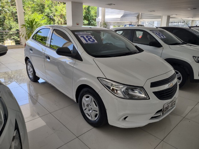 Chevrolet Onix Joy 1.0 !!!!! IPVA 2021 pago - Foto 5