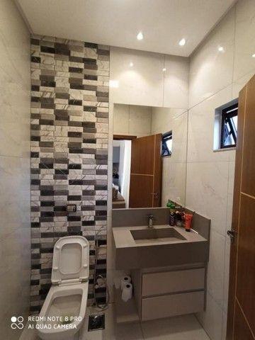 Casa para Venda em Luziânia, Residencial Alto das Caraíbas, 3 dormitórios, 3 suítes, 3 ban - Foto 3