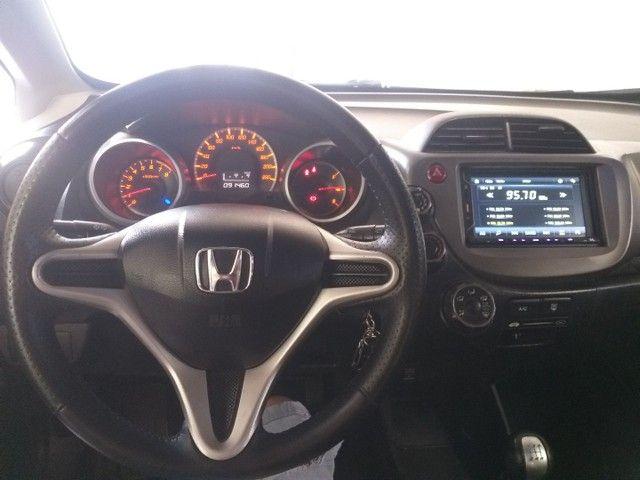 Honda Fit 1.4 LX 2009 2009  R$ 31.990,00 (a vista) - Foto 6