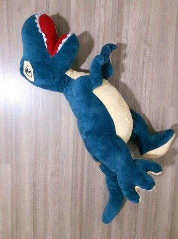 Dinossauro Pelúcia 60 cm - Foto 2